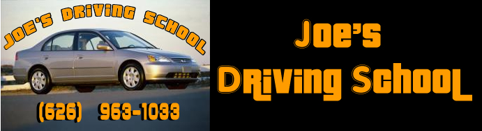 Joe's Driving School